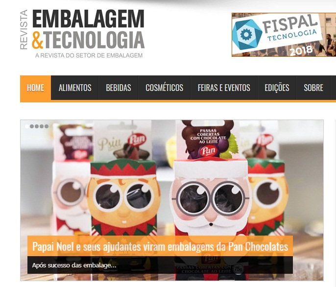 ABID em destaque na Embalagem & Tecnologia