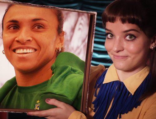O Álbum das Mulheres Incríveis conta a história de Marta