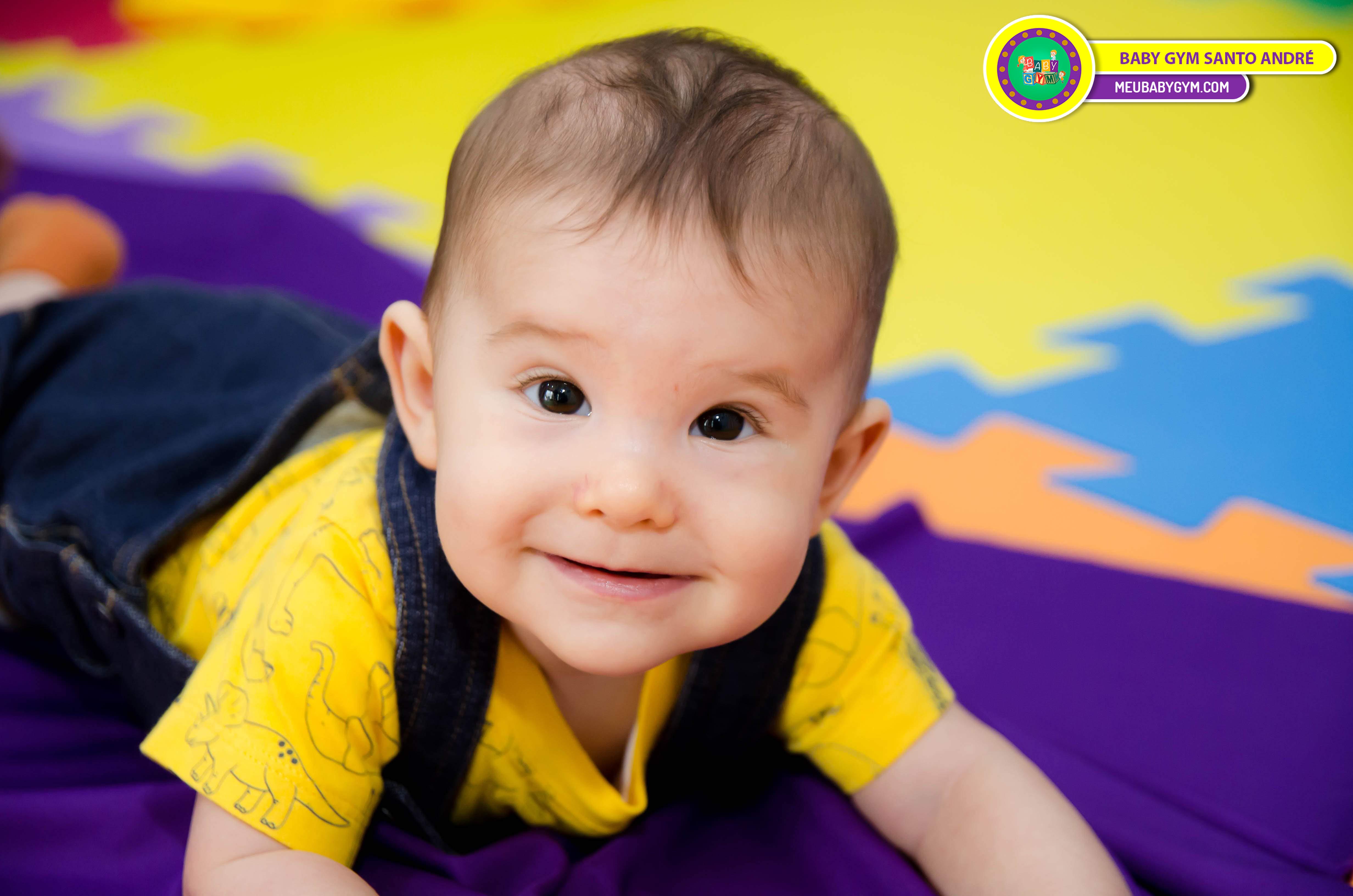 Baby Gym Santo André no Diário do Grande ABC