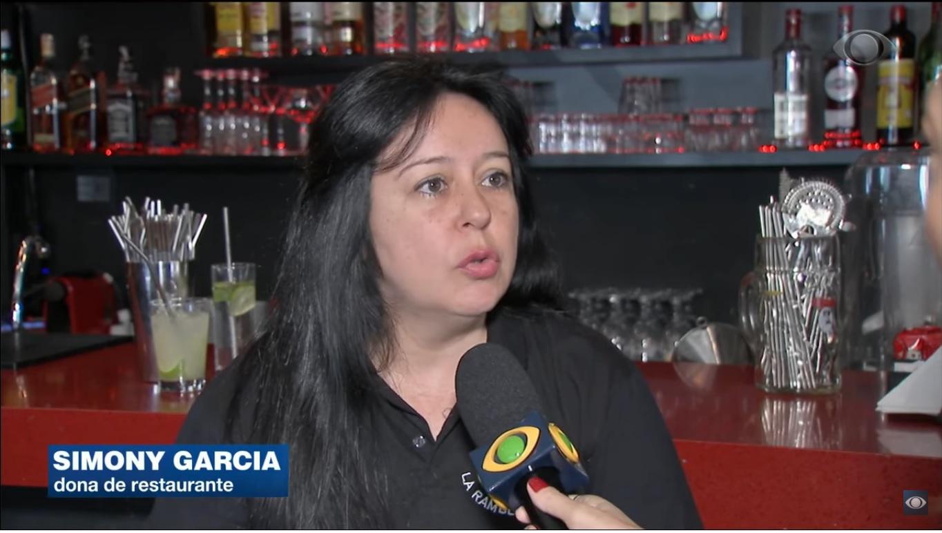 Empório La Rambla no Jornal da Band