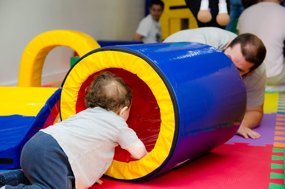 Baby Gym Santo André é destaque no Guia do Bebê